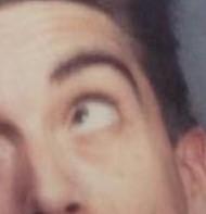 Brad's Left Eye